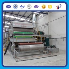 1092 Type Toilet Tissue Paper Making Machine made in Shandong, toilet tissue paper factory