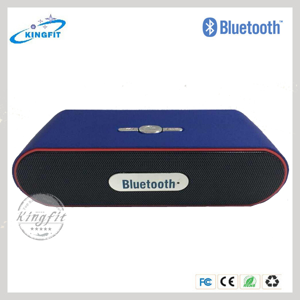 China Factory Powerful Bluetooth Speaker Wireless Portable Car Amplifier
