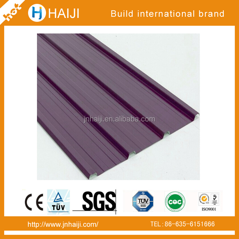 galvanized corrugated iron roof <strong>sheets</strong> per price with high strength