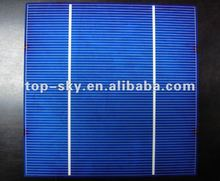 6 inch high efficiency A grade polycrystalline solar cells 156x156 certified TUV,CE,UL,IEC,etc free sample solar cell price
