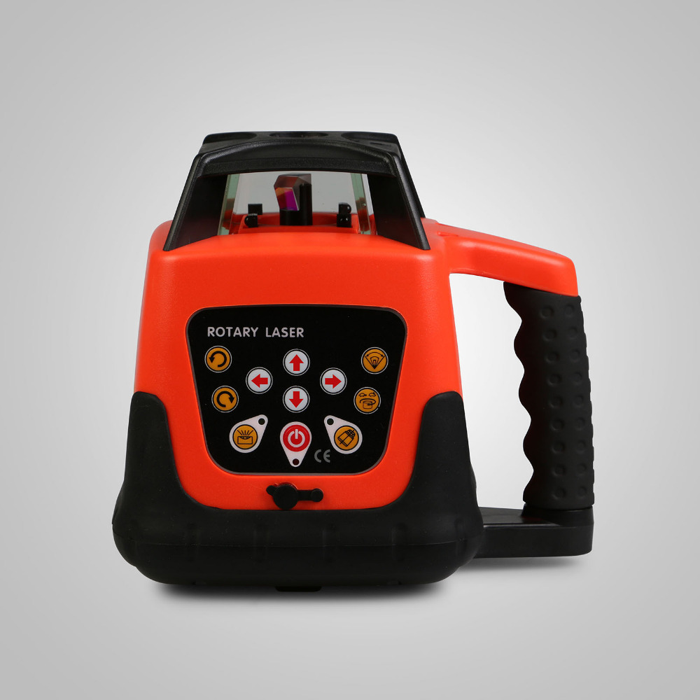 500M Automatic Electronic Self-Leveling Rotary Rotating Red Laser Level