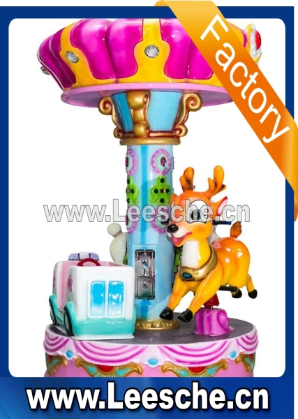 coin pusher kiddie rides machine Amusement park kiddie rides of rotary coffee cup