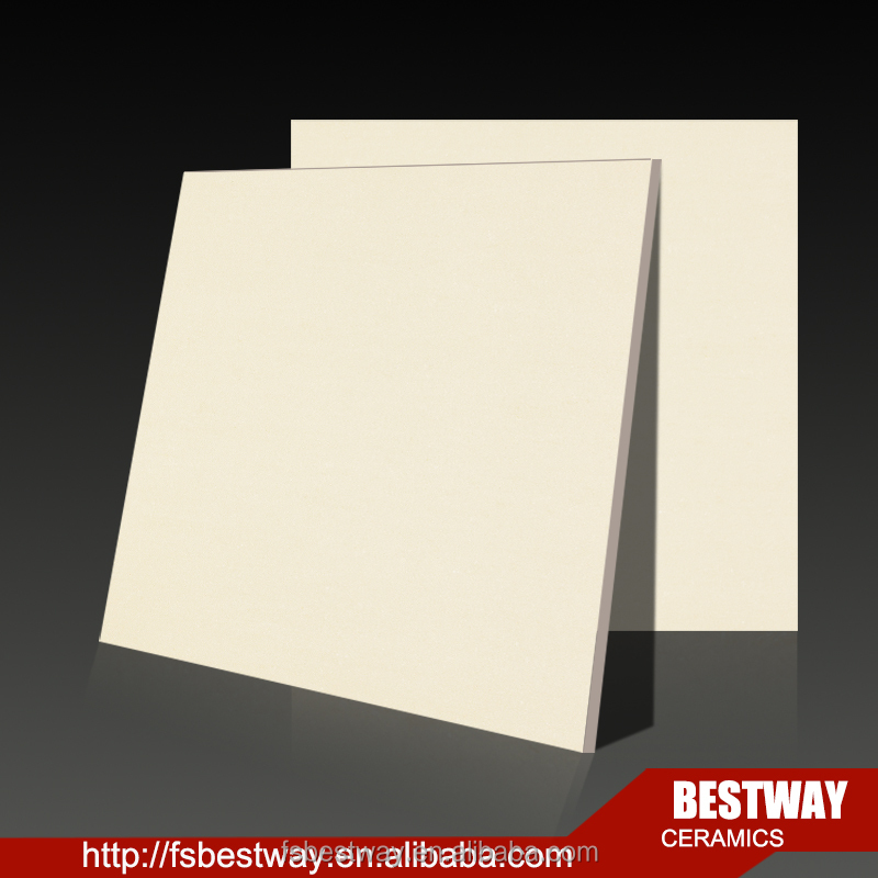 New Design 600x600 stone look light color porcelain flooring tile with good price