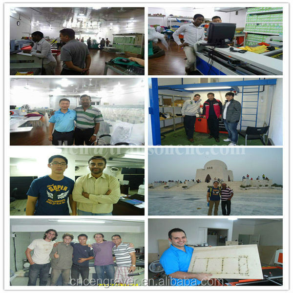 2016 China factory supply laser cutting machine TS1390