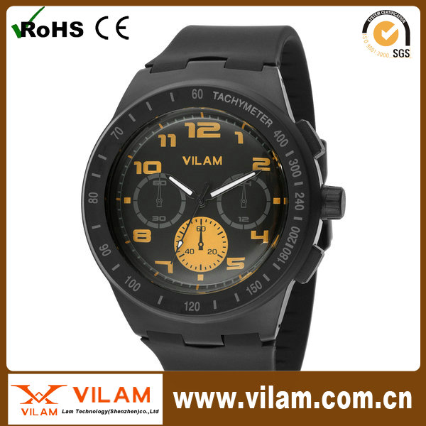 PP/PVC/SILICONE,Plastic Material and Unisex Gender UV watch