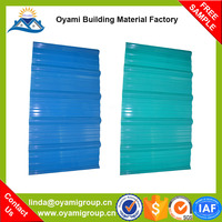 Advanced Materials low price different styles of roofing for factory