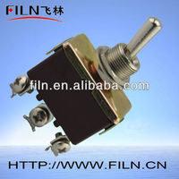 waterproof electrical 6pin 4-way toggle switch