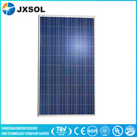 China manufacturer industry best price poly 250w solar pv panel/module