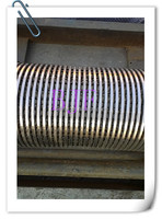 suction strainers perforated slot filter sand control welded wedge wire screen plate
