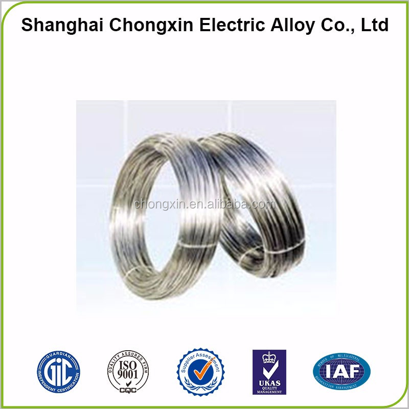 High Resistivity Resistance 0Cr21Alcr4 Heating Resistance Wire