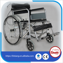 Best Selling Model Folding Lightweight Electric Wheelchair Price Competitive
