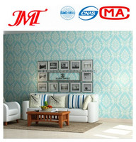 2014 new catalog non-woven wallpaper for home deco jinmeitai