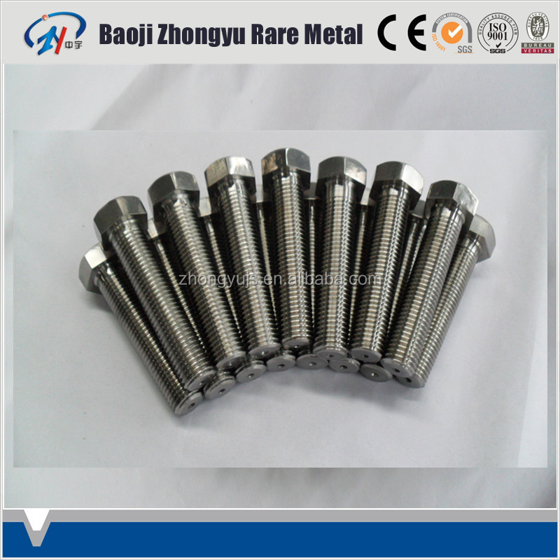 price for titanium screws bolts and nuts