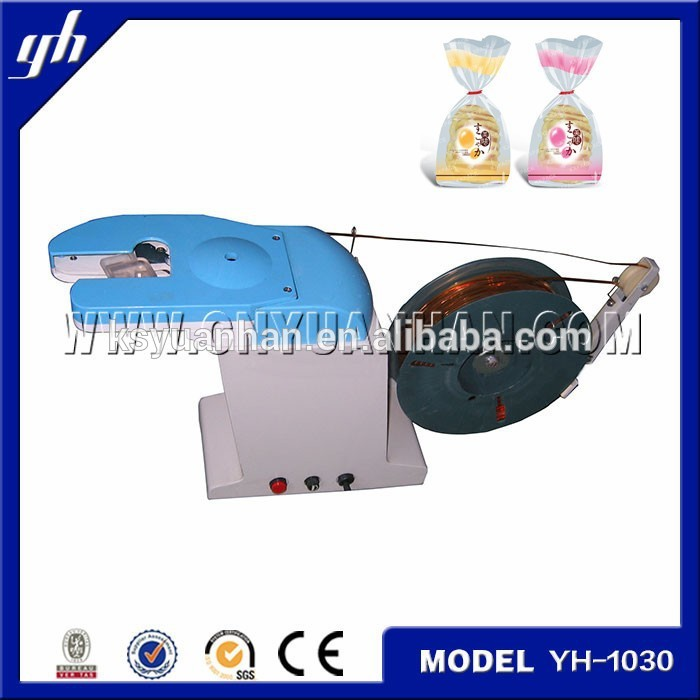 YH-1030 Pet Twist Tie Machine/ lollipop packing machine