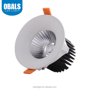 Obals China 13w 11w 15w dimmable 5000k 20w led downlight cob square