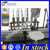 Low cost automatic liquid filling machine,120ml injection vial filling machine