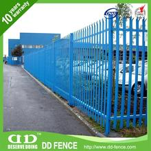 Cheap galvanized steel fence panels