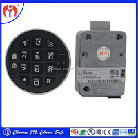 JN Promotion Custom- made Zinc Alloy Keyless Electronic Digital Security Code Door Lock