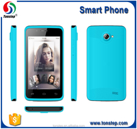 4.0 inches Andriod, dual sim hot sale 3g used smart phone for sale