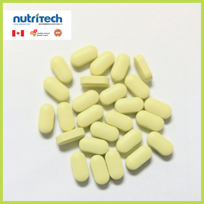 OEM Service Vitamin B-Complex Tablet With Your Brand Name