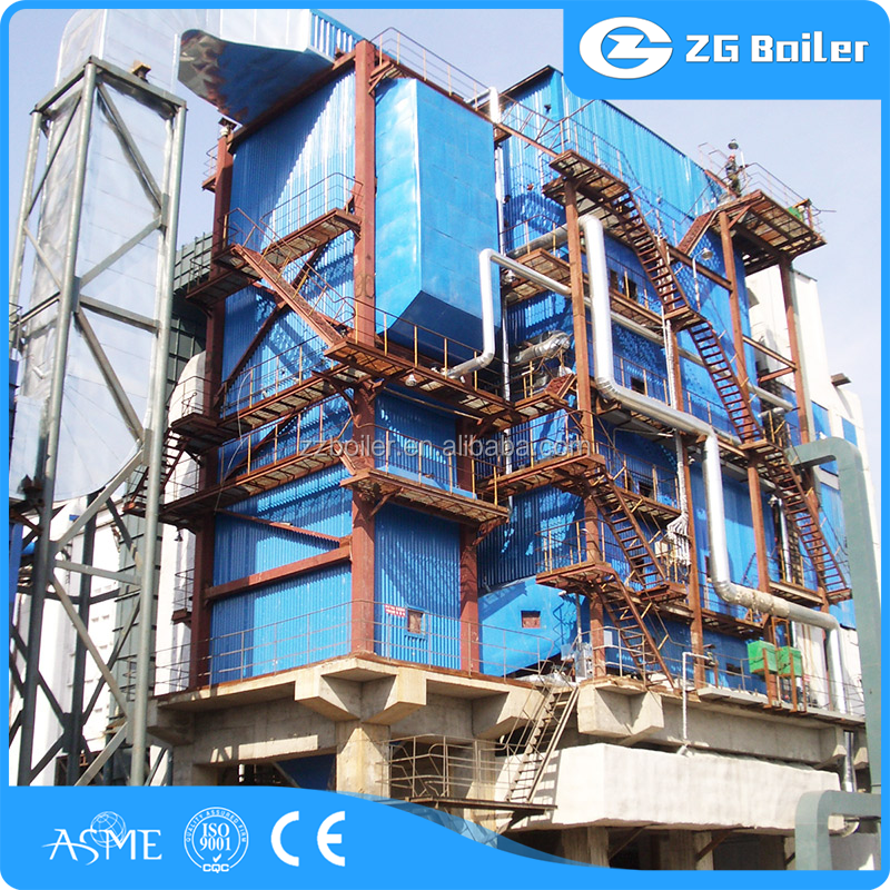 Best energy-saving coal fired steam turbine boiler for power plant
