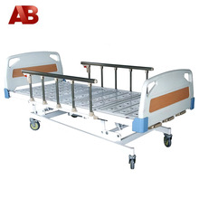three functions manual stryker hospital beds