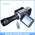 Remote telephoto digital camcorder,full HD video with Sound Camera and speaker