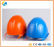 Motorcycle helmet/safety helmet with colored or simple face shield AD-189