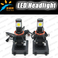 Factory supply H11 cr-ee led headlamp motorcycle headlight for toyota land cruiser,for honda city headlights