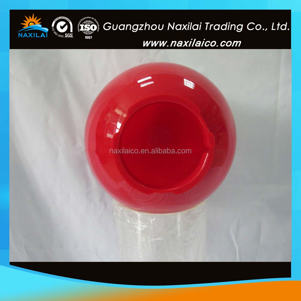 High Quality Trade Assurance Clear Plastic hollow ball