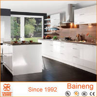 modern design popular Indian kitchen cabinets at competitive price factory supply