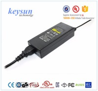 Desktop type 12 volt 6 amp AC DC Adapter 12V6A power adapter with CE UL certification