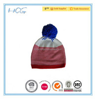 NEW LADIES WOMENS KNITTED THINSULATE SKI BOBBLE POM BEANIE WOOLLY HAT THERMAL