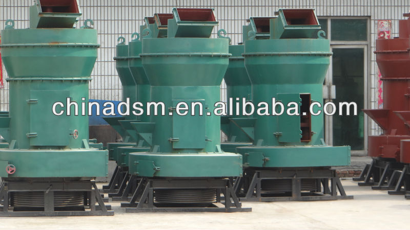 High production calcite ultrafine grinding mill