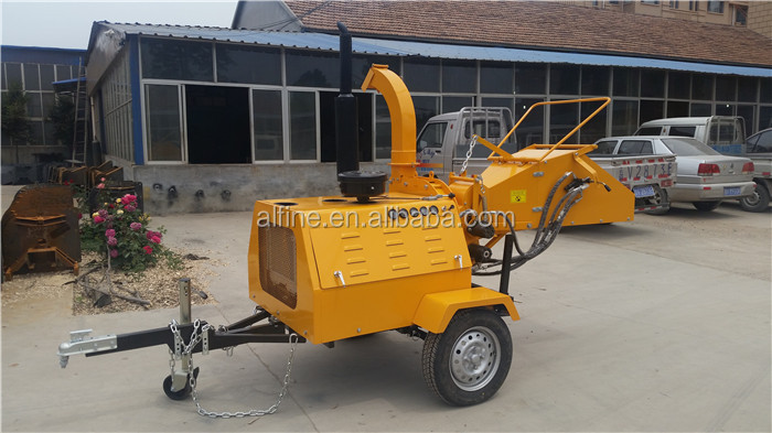 Factory supply reliable quality wood chipper honda