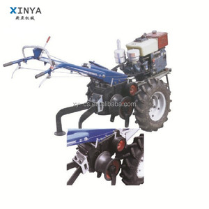 2017 Hot Sale Two Wheel Walking Tractor Winch For Cable Pulling