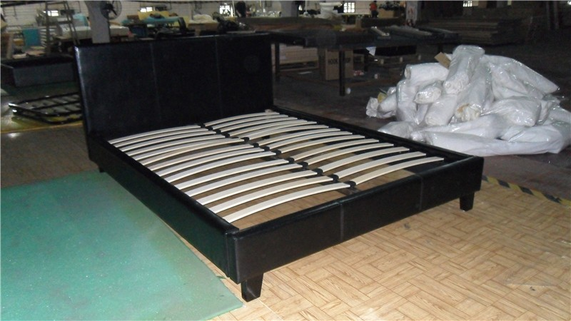 Save Space Low Price Bedroom PVC Bed Base