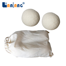 wool felt dryer lint balls for washing machine