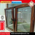 French aluminum cladding window turn and tilt window design