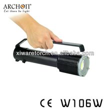 Wholesale diving equipment led flashlight torch 10000 lumen