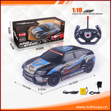 Education boy love battery operated simulation rc cars toy race car