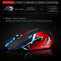 Latest 2.4G normal size computer mouse with nano receiver