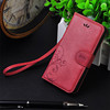 New Design case For iPhone 5 5S Leather wallet case with card stand housing Vintage Luxury cover