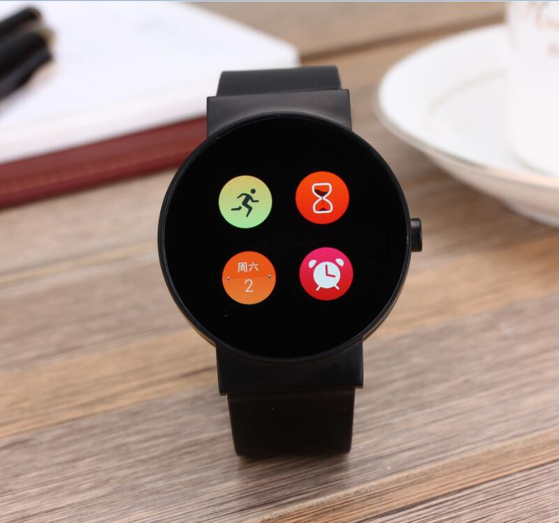 2016 New Smartwatch Bluetooth Smart Wrist Healthy Watch heart rate Wristwatch for iPhone Android Smartphones