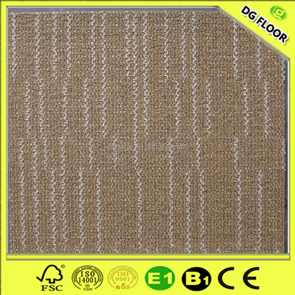 Cheap Price PVC Backing Carpet Tiles Chicago on Website Free Shipping