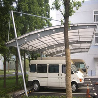 carport with arched roof/cheap carports