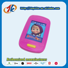 2017 Hot Sals Fashion Touch Screen Phone Toy For Children