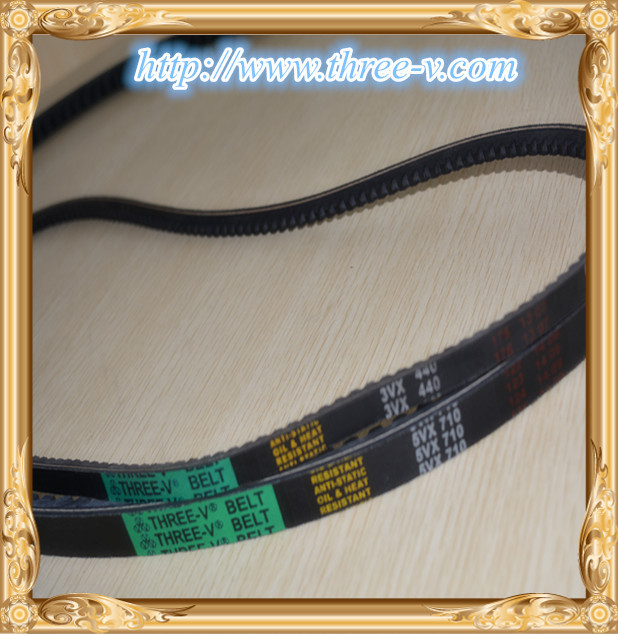 Industrial V Belt AX Toothed Drive Belt