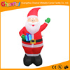 2016 Christmas decoration inflatable homer santa for yard decor