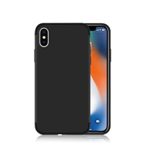 Instock Frost Matte TPU Mobile Phone Case For IPhone X Cover With Art Line
